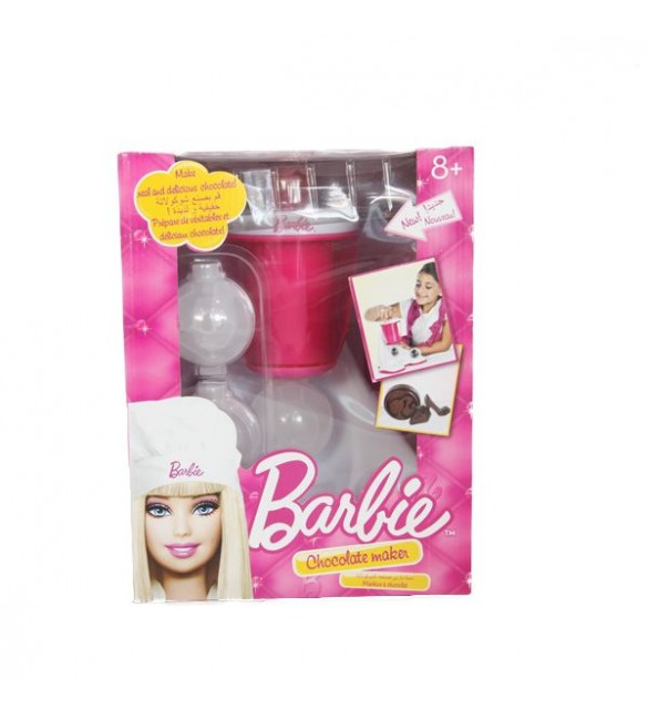 BARBIE CHOCOLATE MAKER
