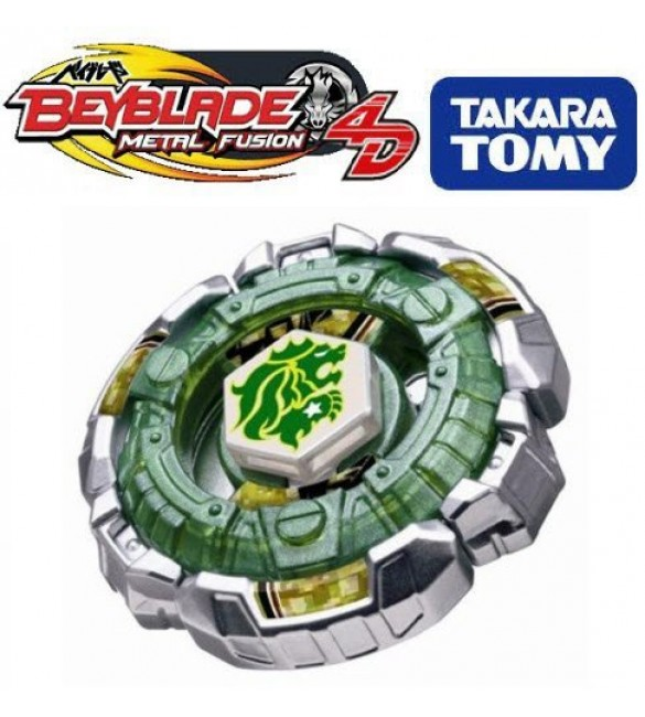 Beyblades JAPANESE 4D Metal Fusion Starter Set Fang Leone