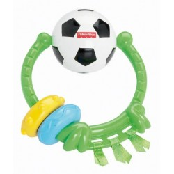Fisher-Price Discover n' Grow Rattle, Soccer Ring