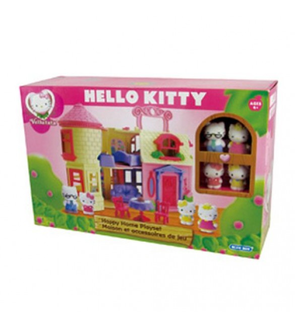 Hello Kitty Vellutata Happy Home