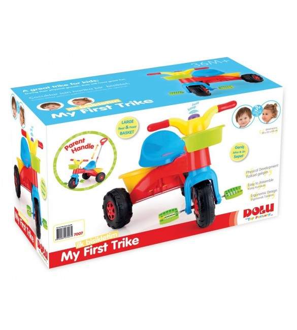 My First Trike Parent Handle