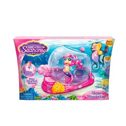 My Magical Seahorse Playset