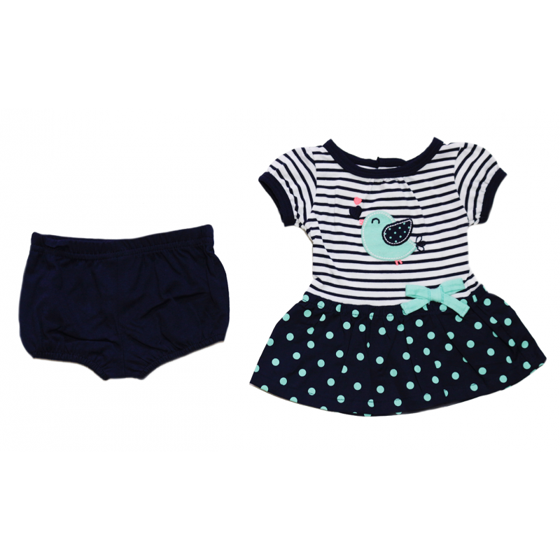 8d0021707 Carter's 2pcs of Baby Girl Dress Set for Newborn | Carter's/ Oshkosh B'Gosh  | Clothing | Jordan-Amman | Buy & Review