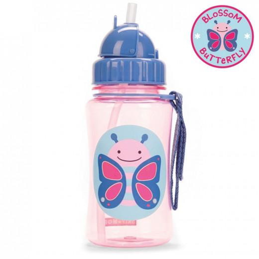 Skip Hop Zoo Straw Bottle - Butterfly
