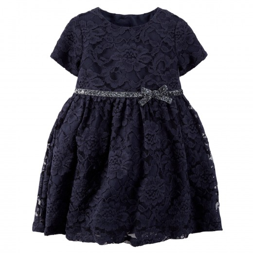 Carter's Lace Dress - 3 Months