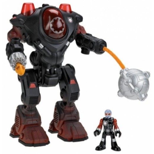 Fisher-Price Imaginext Villain Robot