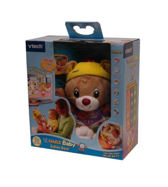 VTech - V.Smile Baby - Bailey Goes To Town