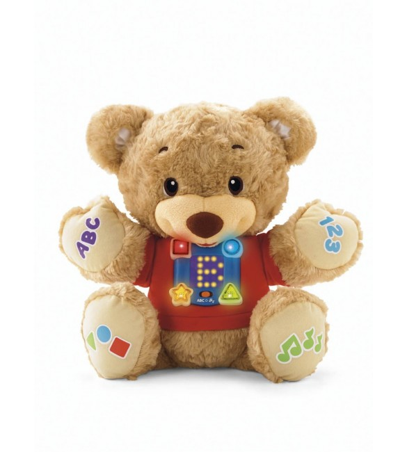 Fisher-Price Learn and Sing Teddy