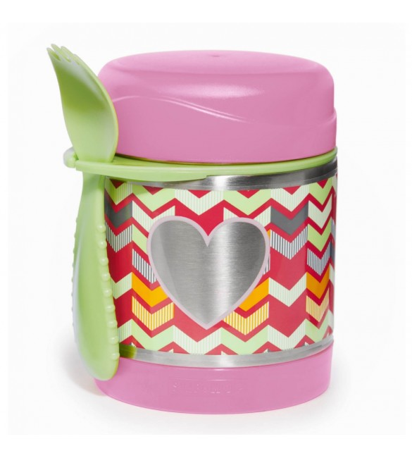 Skip Hop Insulated Food Jar - Heart