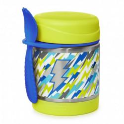 Skip Hop Insulated Food Jar - Lightning
