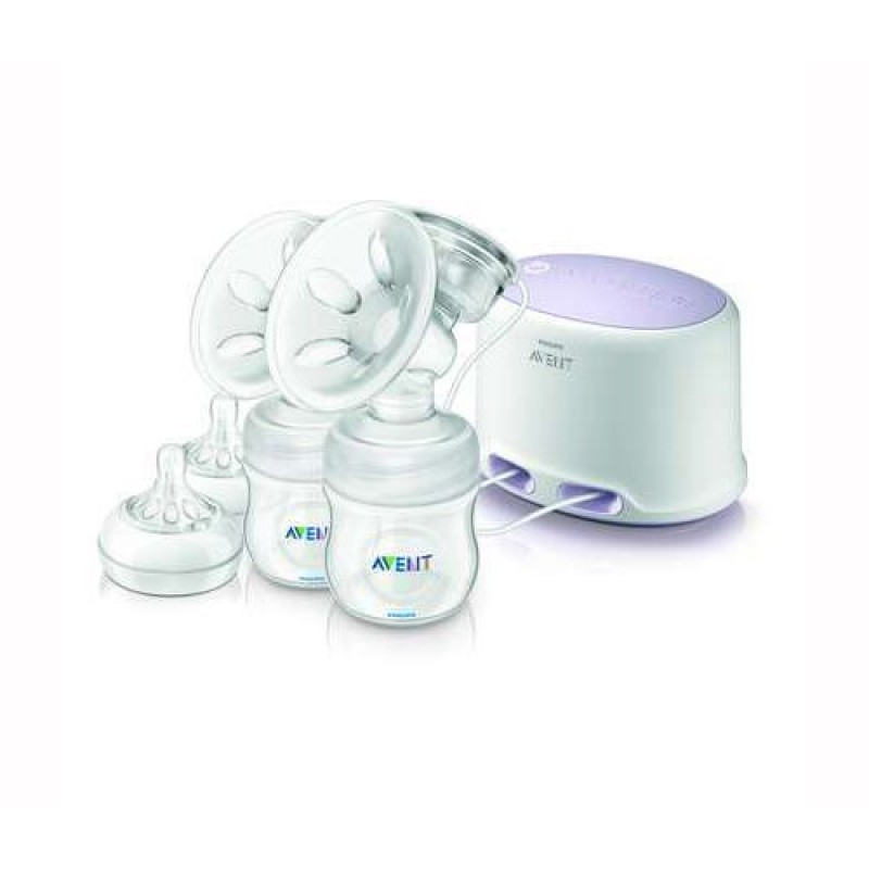 Philips Avent Comfort Twin Electric Breast Pump Philips