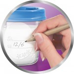 Philips Avent  Breast Milk Storage Cups, 6 Ounce (Pack of 5)