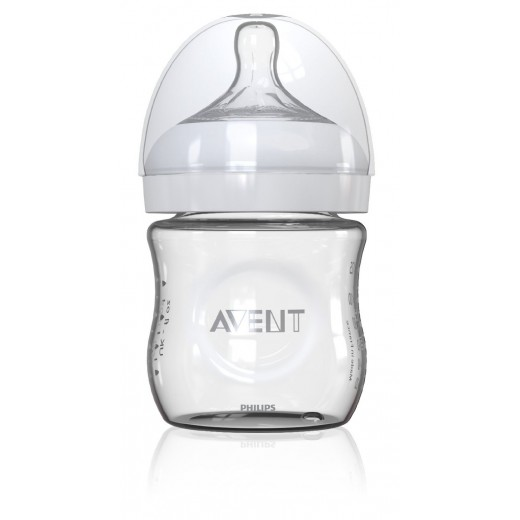 Philips Avent Natural Glass Bottle (120ml)