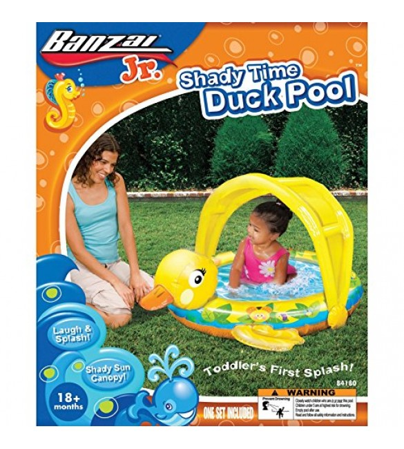 ClearWater Shady Time Canopy Pool - Duck
