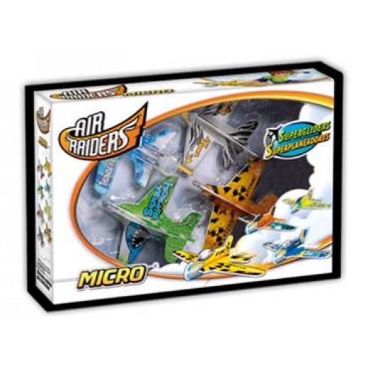 AIR RAIDERS MICRO PLANE SET