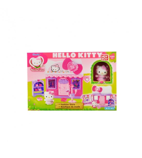 HELLO KITTY VELLUTATA FASHION STORE