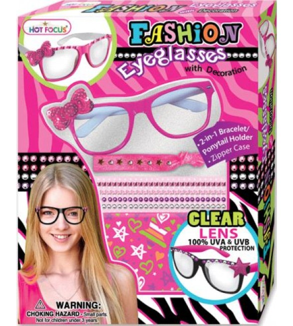 Hot Focus, Fashion Eyeglasses