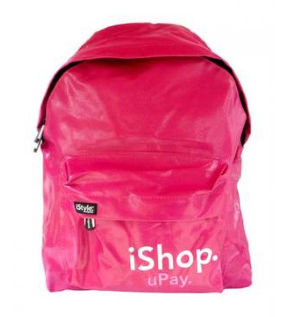 ISTYLE PINK Backpack NEWAM/AC 16
