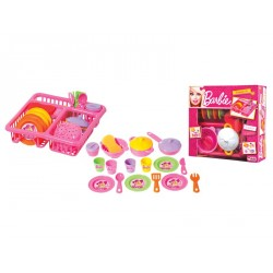 Barbie Dishes Set