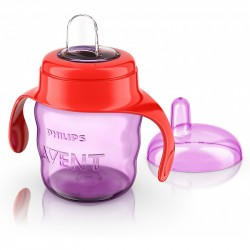 Avent Easy Sip Cup Range - Pink