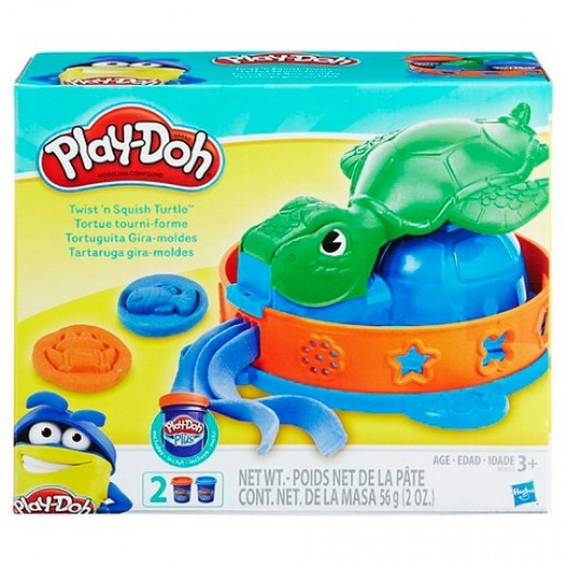 Play-Doh Twist Squish Turtle
