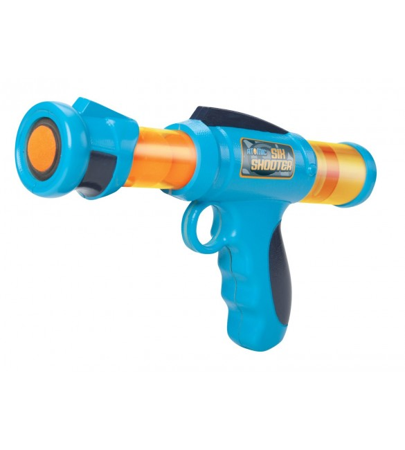 Hog Wild Atomic Six Shooter Foam Battle Toy
