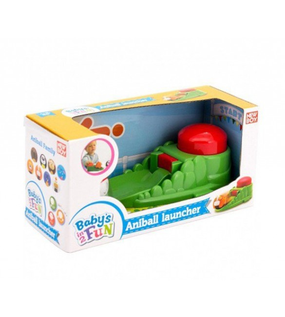 Aniball Launcher with 1 Ball
