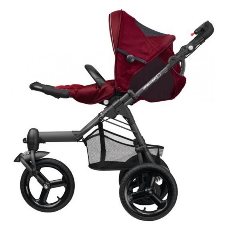 b b confort high trek raspberry redbebe confort gear. Black Bedroom Furniture Sets. Home Design Ideas