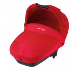 Bébé Confort Compact Safety Carrycot Raspberry Red