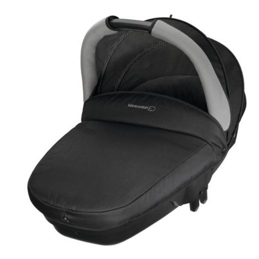 Bébé Confort Compact Safety Carrycot Total Black