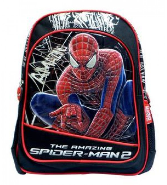 """The Amazing  Spider Man 15"""" Backpack"""
