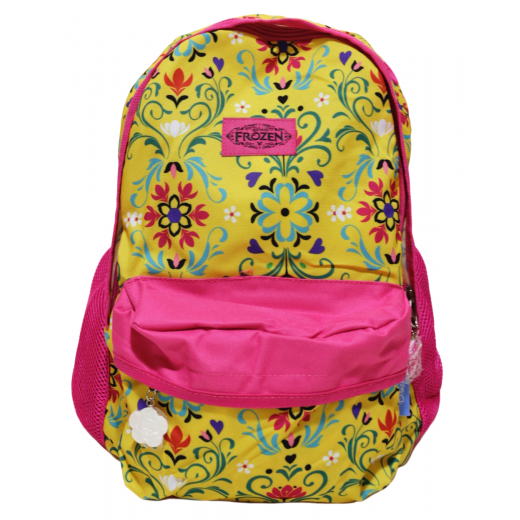 Frozen Back To School Backpack 38 cm - Yellow