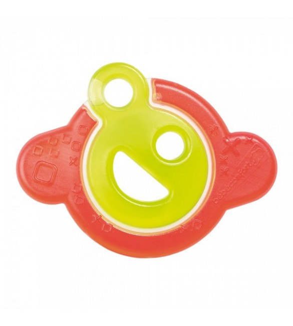 Bébé Confort Chillable teething ring / red