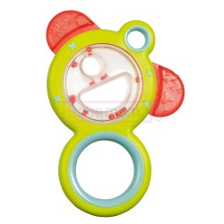 Bébé Confort Teething Ring Rattle (Green)