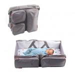 Doomoo Travel Nursery Bag & Carrycot / 80cm