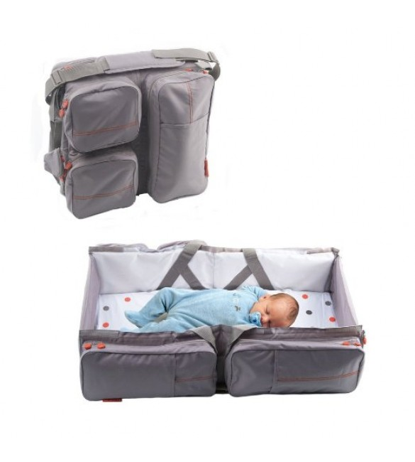 Delta Baby Travel Nursery Bag & Carrycot / 80cm