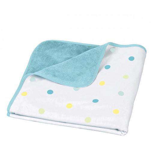 Doomoo - Baby Blanket / Blue