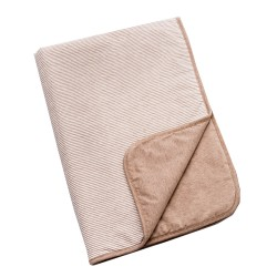 Doomoo Dream Baby Cotton Blanket (100 x 75 cm, Classic Taupe)