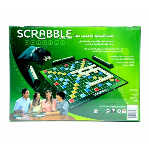 Scrabble Game Original - Arabic