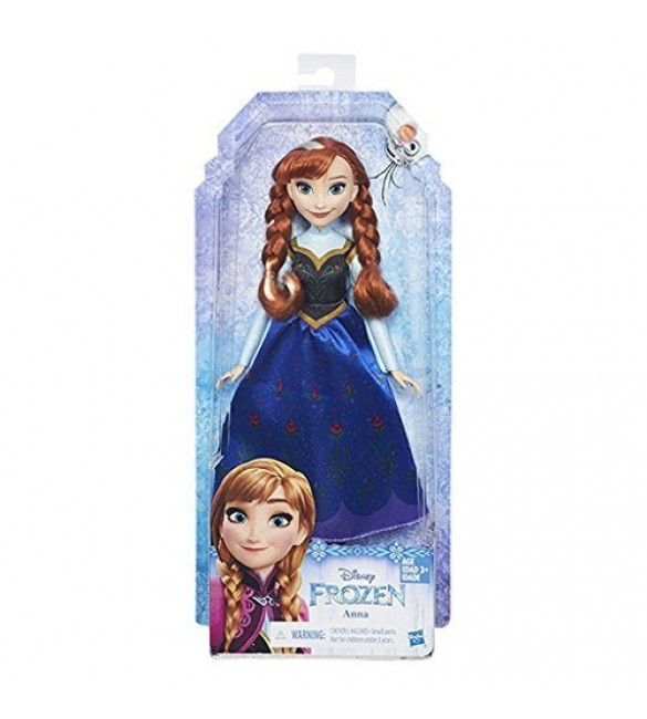 Disney Frozen Classic Fashion Anna Doll