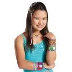 Cra-Z-Art Stick N Sparkle Make Your Own Friendship Bracelet Kit