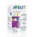 Philips Avent  Natural Baby Bottle 4oz/125ml