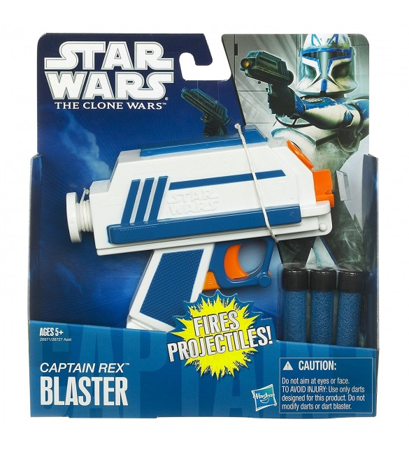 Star Wars The Clone Wars CAD Bane Basic Blaster