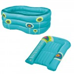 Bebe Confort Inflatable Baby Bath And Changing Mat