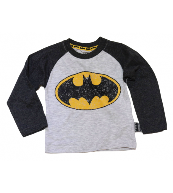 Primark Batman shirt long sleeve