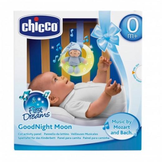 Chicco Goodnight Moon Soft Musical Nightlight Blue