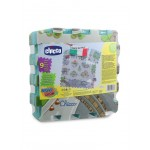 Chicco - Soft Puzzle Mat City (9 Pieces)