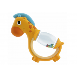 Chicco Polka Dot Giraffe Rattle