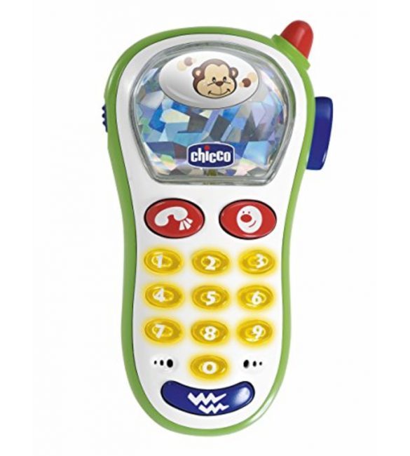 Chicco Vibrating Mobile Phone