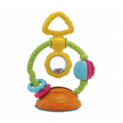 Chicco Touch and Spin Highchair Toy